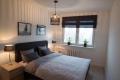 Mieszkanie w bloku - sypialnia